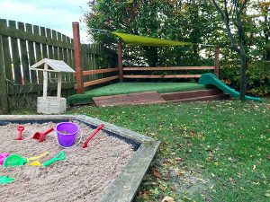 Main playground area