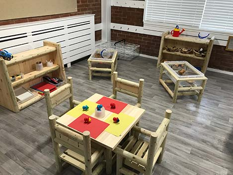 Moorside Stars Private Day Nursery, located in Moorside, Oldham