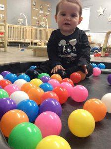 Exploring the balls